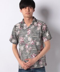STYLEBLOCK/総柄開襟アロハシャツ/502016407