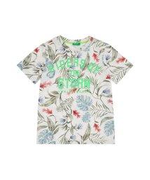 BENETTON (UNITED COLORS OF BENETTON BOYS)/トロピカル半袖Tシャツ・カットソー/502037598