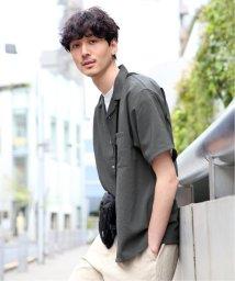JOURNAL STANDARD/《予約》【EVALET】ストレッチウォッシャブルLIGHT オープンカラーシャツ/502040822