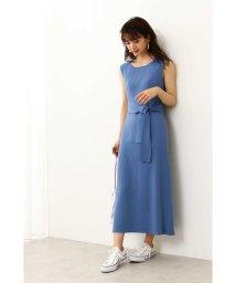 PROPORTION BODY DRESSING/◆ロングリブニットドレス/502041140