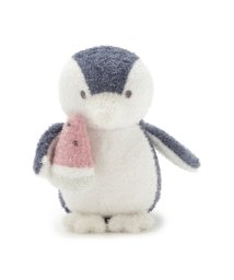 gelato pique Kids&Baby/'スムーズィー'ペンギン baby ガラガラ/502041321