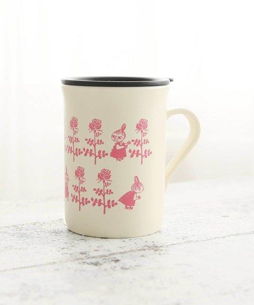 Afternoon Tea LIVING(アフタヌーンティー・リビング)/Moomin×AfternoonTea/蓋付き樹脂マグカップ/FR3519202570