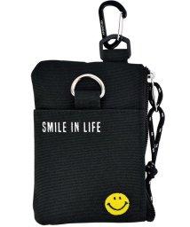 RUNNER/SMILE スマイル ナイロン パスポーチ パスケース/501981777
