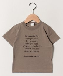 b-ROOM/BOOKロゴTシャツ/502029542