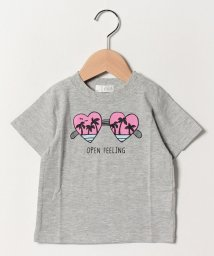 b-ROOM/サングラスロゴTシャツ/502029543