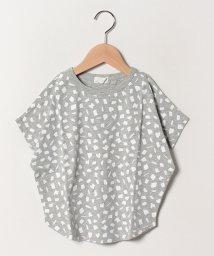 b-ROOM/アソート柄変形Tシャツ/502029544
