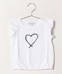 agnes b. ENFANT/SAE0 E TS サラエボハートTシャツ/502031884