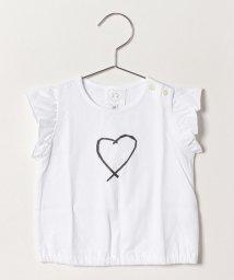 agnes b. ENFANT/SAE0 L TS サラエボハートTシャツ/502031975