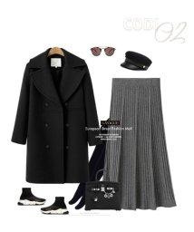 N.VOGUE/N.Vogue(エヌヴォーグ)ニットプリーツスカート/502039973