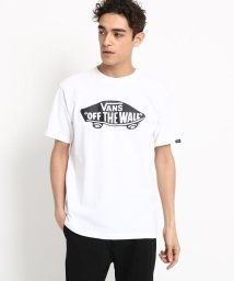 """OPAQUE.CLIP/VANS """"OFF THE WALL"""" ロゴTシャツ/502043829"""
