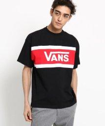 OPAQUE.CLIP/VANS 配色パネルTシャツ/502043832
