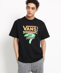 OPAQUE.CLIP/VANS ネオンチェッカーTシャツ/502043833