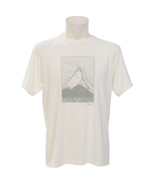 MILLET(ミレー)/ミレー/メンズ/ユーゴ ペンシル マウンテン Tシャツ ショートスリーブ/62167978