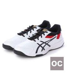 ASICS/アシックス asics メンズ テニス オムニ/クレー用シューズ COURT SLIDE OC 1043A001 (ホワイト)/502045092