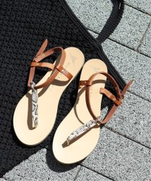 JOINT WORKS/NICOLAS LAINAS×JOINT WORKS strap sandal◆/502045710