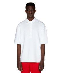 BENETTON (mens)/オーバーサイズポロシャツ/502018701