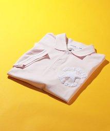 MARUKAWA/【WEB限定】【CONVERSE】コンバース サガラ刺繍 ポロシャツ/502019286