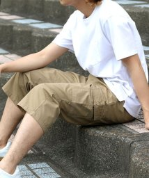 MARUKAWA/【FIRST DOWN】ファーストダウン カーゴパンツ クロップドパンツ/502019287
