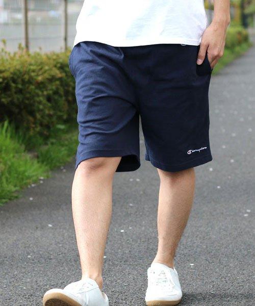 MARUKAWA(マルカワ)/【Champion】チャンピオン 無地ワンポイントショートパンツ/5182370048