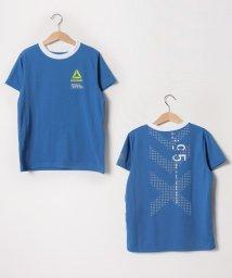 Reebok/REEBOKバックデザインラッシュTシャツ/502030411