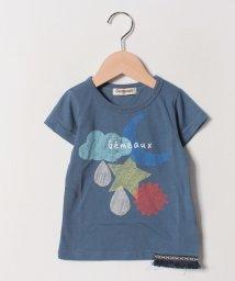 Gemeaux/お空プリントTシャツ/502033030