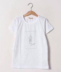 Gemeaux/ドリンクプリントTシャツ/502033035
