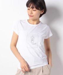 Gemeaux/ドリンクプリントTシャツ/502033036