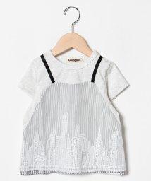 Gemeaux/重ね着風Tシャツ/502033040