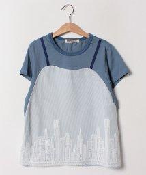 Gemeaux/重ね着風Tシャツ/502033041