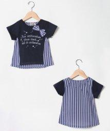 Gemeaux/ロゴリボンTシャツ/502033049
