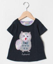 Gemeaux/フクロウTシャツ/502033057