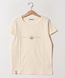 Gemeaux/双眼鏡プリントTシャツ/502033060