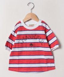 Gemeaux/ロゴボーダーTシャツ/502033076