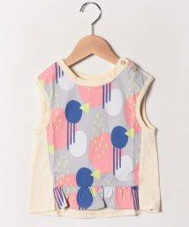 FORTYONE/幾何学Tシャツ/502033082