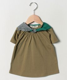 FORTYONE/スカーフ付Tシャツ/502033096