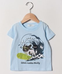 A-MACH/サーフドッグ半袖Tシャツ/502033112