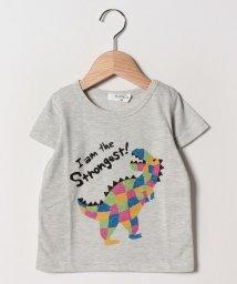 A-MACH/カラフル恐竜Tシャツ/502033114