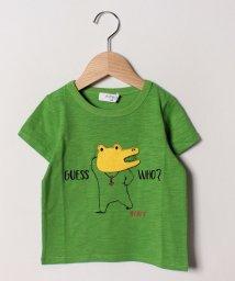 A-MACH/ワニ?Tシャツ/502033116