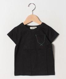 cucciolo/変形ポケットTシャツ/502033119