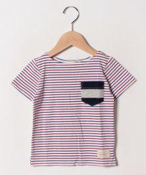 cucciolo/バスクネックTシャツ/502033120