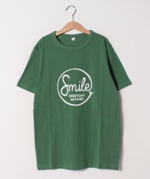 b-ROOM/【WEB限定】アソート柄半袖Tシャツ/502034687