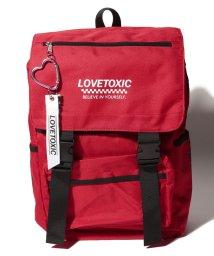 Lovetoxic/チャーム付デイパック/502034701