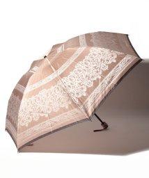 LANVIN Collection(umbrella)/LANVIN COLLECTION 婦人折りたたみ傘 ジャガード レース柄/502037739