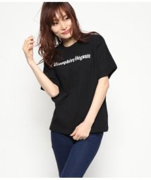 AULI/ロゴTシャツ/502046307