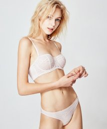 fran de lingerie/Stone ストーン ブラ&ショーツセット A70-D75カップ/502066050