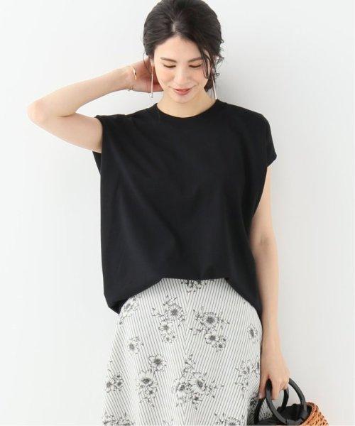 IENA(イエナ)/g. Nano-J finishing jersey stitch Tシャツ/19070910007210
