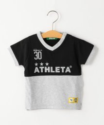 SHIPS KIDS/ATHLETA:【SHIPS KIDS 30th別注】カノコ Vネック TEE(80~90cm)/502166936
