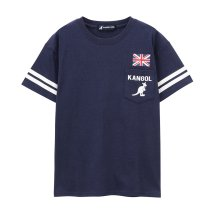 MAC HOUSE(kid's)/KANGOL ボーイズ ポケットTシャツ 887922/502235908