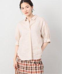 JOINT WORKS/袖タックラミースキッパーシャツ/502247148