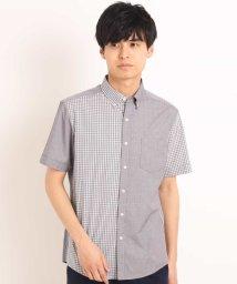 a.v.v (MEN)/チェッククレイジーキリカエシャツ[WEB限定サイズ]/501891237